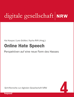 Neue Publikation: Online Hate Speech