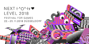 SAVE THE DATE: Next Level – Festival for Games 2018